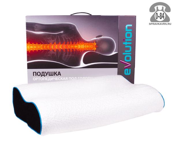Подушка ортопедическая Evolution ТОП-930 TRIO 33*50