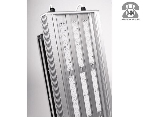 Светильник для производства SVT-Str U-P-180-400 180Вт