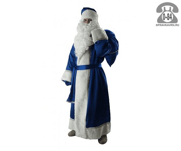 Костюм Дед Мороз 52 Н25-КСC Ланта (Lanta)
