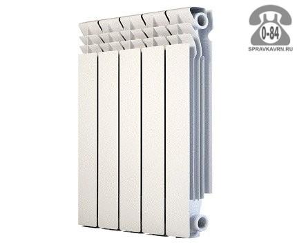 Радиатор отопления Варма (Warma) WR 350 8 секций