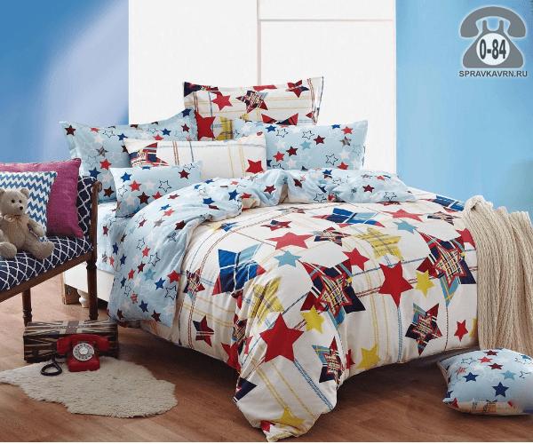 Детское постельное белье Дита Звездный сатин