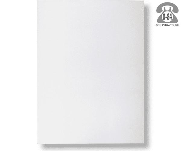 Картон Сонет (Sonnet) грунтованный белый 500х600 для живописи