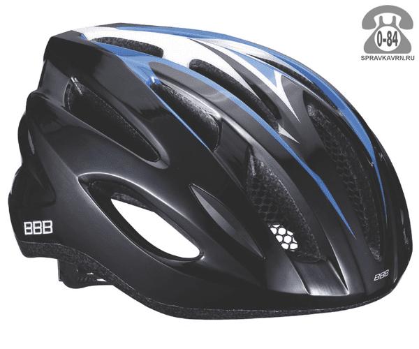 Велошлем БиБиБи (BBB) BHE-35 взрослый