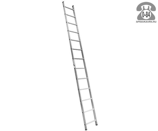 Лестница приставная Алюмет (Alumet) H1 5113