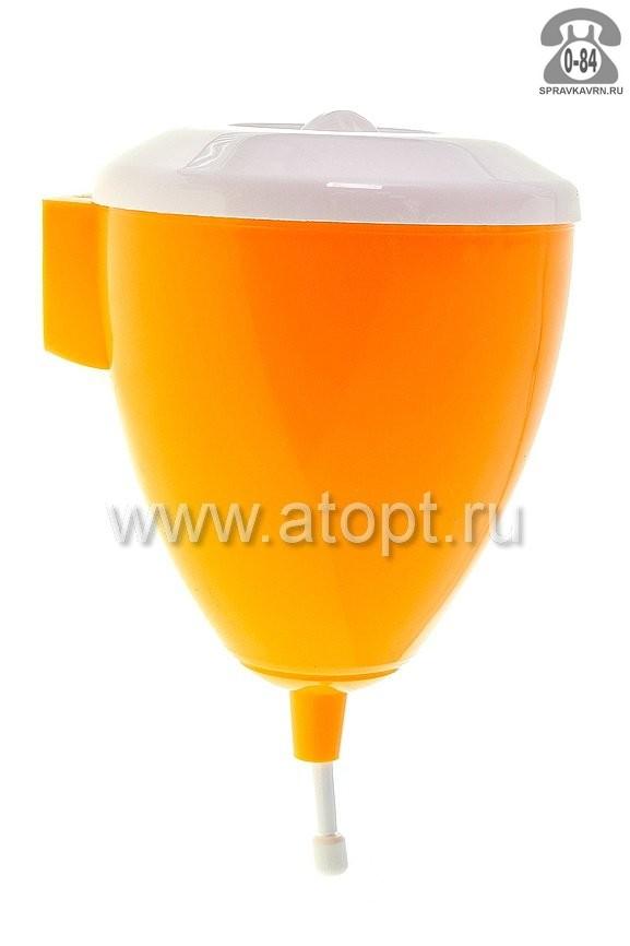 рукомойник пластмассовый 3 л (М080) оранжевый (Башкирия)