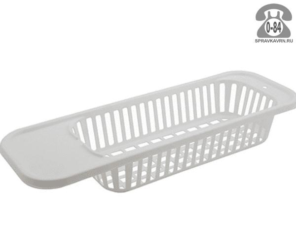 Сушилка для посуды С365 8.5х52.1х18.1см