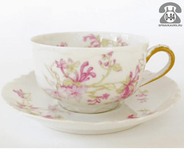 Чайный сервиз PVC1-M0717273