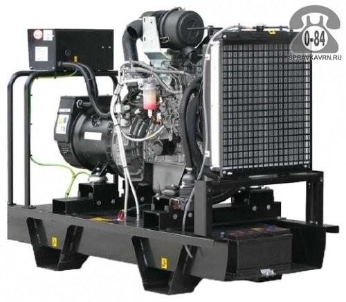 Электростанция Энерго ED 13/230 Y двигатель Yanmar