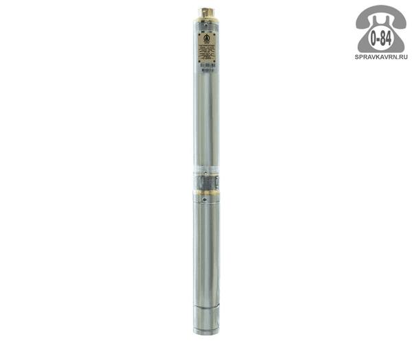 Насос водяной для скважины и колодца Джилекс (Jeelex) Тополь 3D 70/80