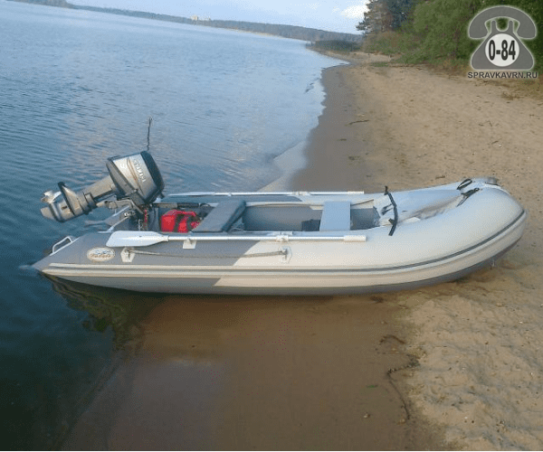 Лодка надувная Баджер (Badger) Fishing Line 360 AD