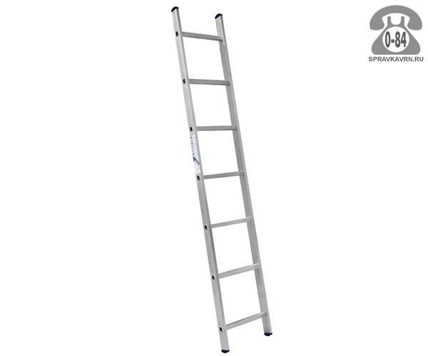 Лестница приставная Алюмет (Alumet) H1 5107