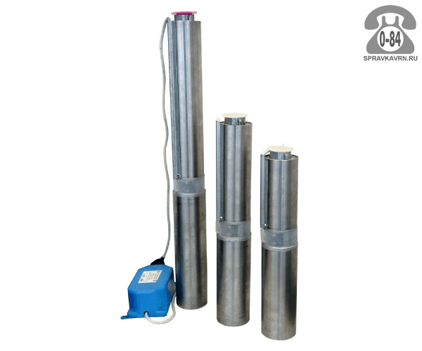 Насос водяной для скважины и колодца ЛИВГИДРОМАШ БЦП 0,63-40
