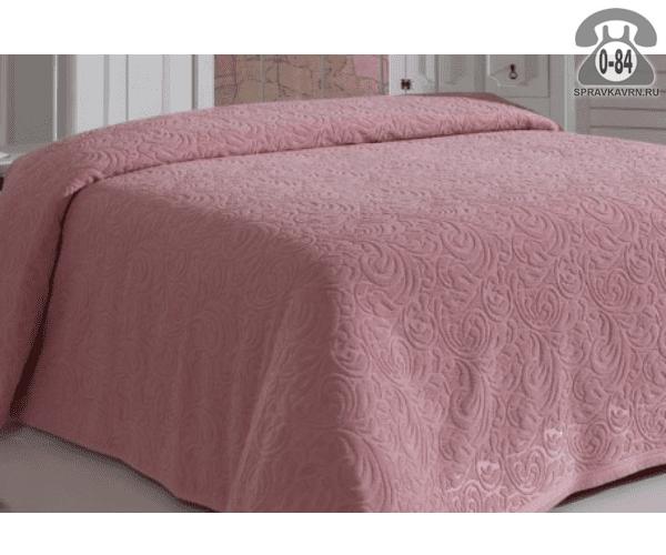 Простынь SofiDeMarco махровая розовая 200х200см