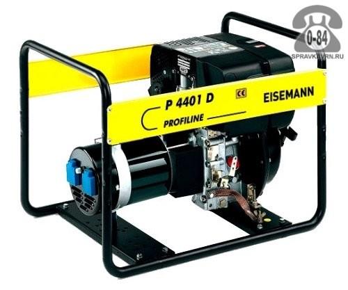 Электростанция Эйсман (Eisemann) P 4401D двигатель HATZ