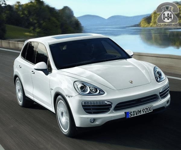 Электропроводка автомобиля внедорожник иномарка Порше (Porsche) ремонт