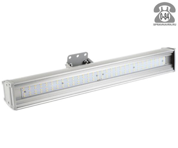 Светильник для производства SVT-Str U-L-70-250-C 70Вт