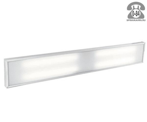 Светильник для производства SVT-ARM U-40-2x36-KL 40Вт