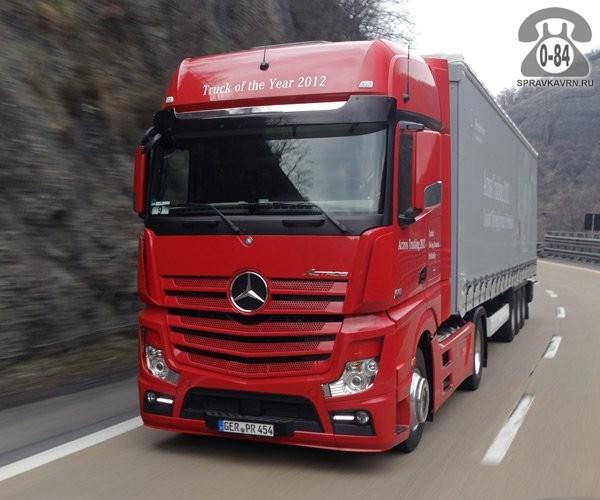 Электрооборудование автомобиля грузовой иномарка Мерседес-Бенц (Mercedes-Benz) ремонт