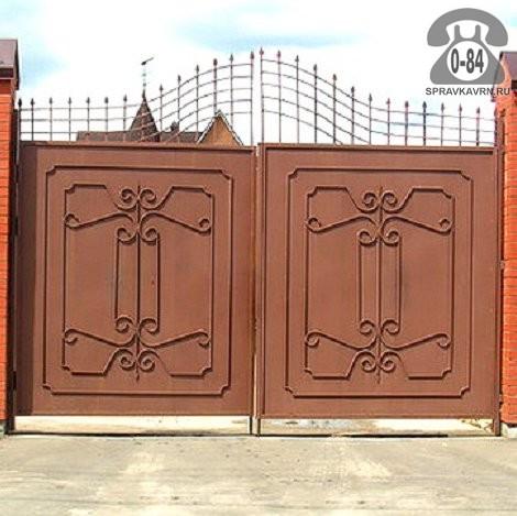 автоматические въездные ворота брянск купить