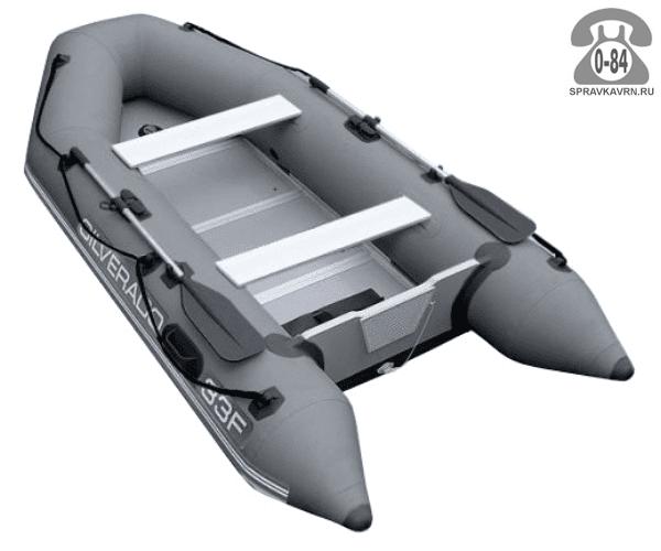 лодка пвх silverado 25t