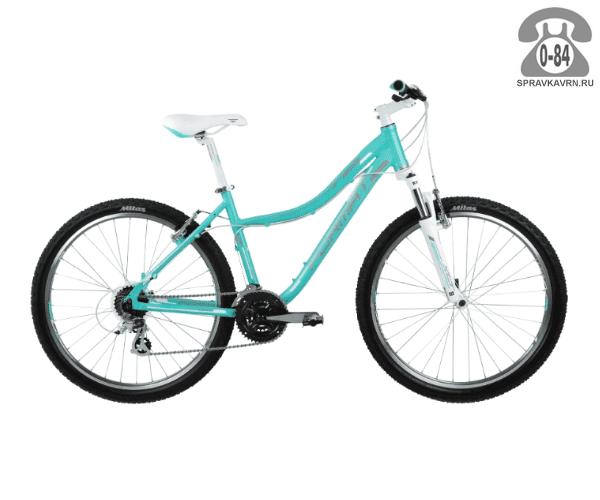 "Велосипед Формат (Format) 7713 (2017) размер рамы 17.5"" зеленый"