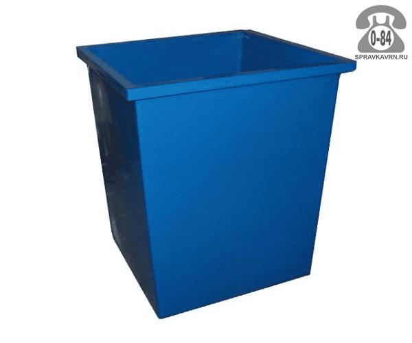 Контейнер для мусора КТБО-720 синий