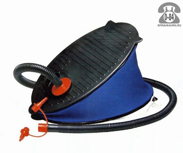 Насос для надувных изделий Интекс (Intex) ножной, 29см 69611
