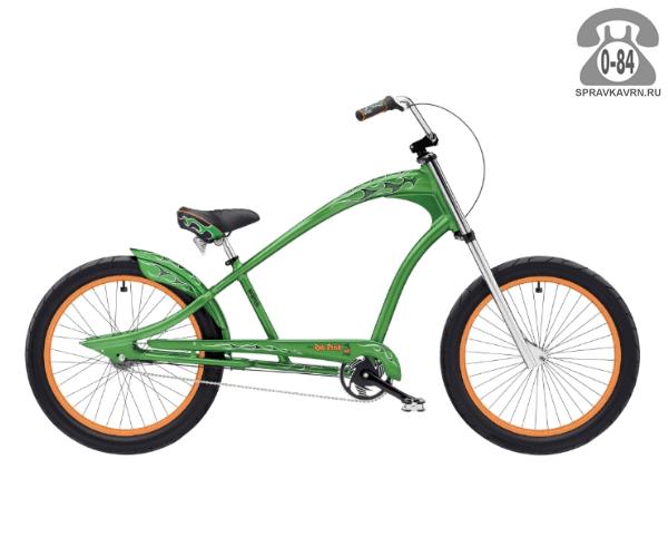 Велосипед Электра (Electra) Cruiser Rat Fink 3i Mens (2016)