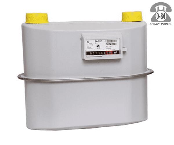 Счётчик газа Эльстер (Elster) BK-G16T