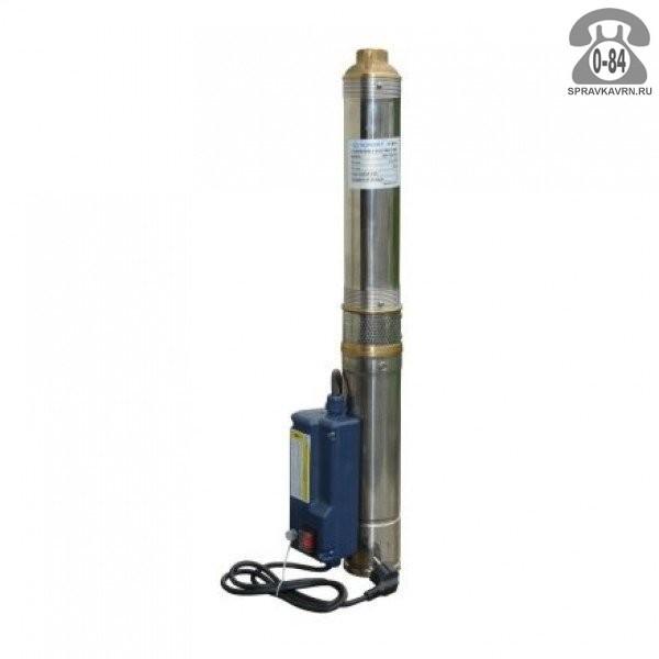 Насос водяной для скважины и колодца Акварио (Aquario) ASP1E-45-90