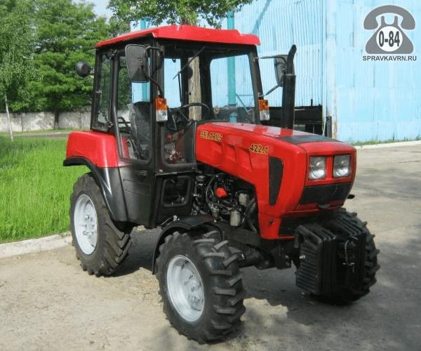 Мини-трактор МТЗ-422.1