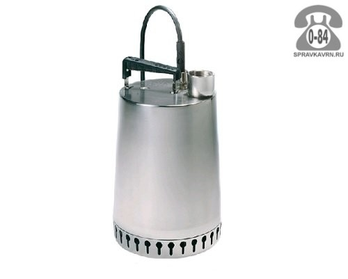 Насос водяной дренажный Грундфос (Grundfos) Unilift AP 12.40.08.1