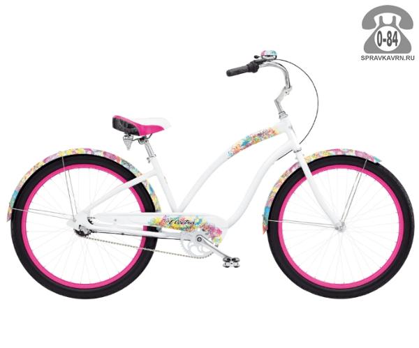 Велосипед Электра (Electra) Cruiser Chroma 3i Ladies (2016)