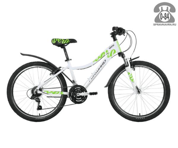 "Велосипед Форвард (Forward) Rivera 1.0 (2017) размер рамы 14"" белый"
