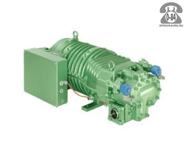 Компрессор холодильный Битцер (Bitzer) HSN 7461-70