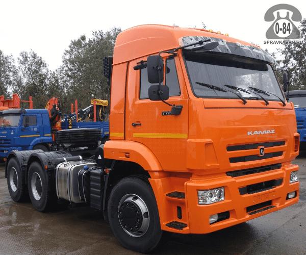 Грузоперевозка. Автомобиль грузовой с водителем КАМАЗ (KAMAZ) КамАз-6460-73 трейлер (низкорамный прицеп-тяжеловоз, трал) 45 т 11 м аренда