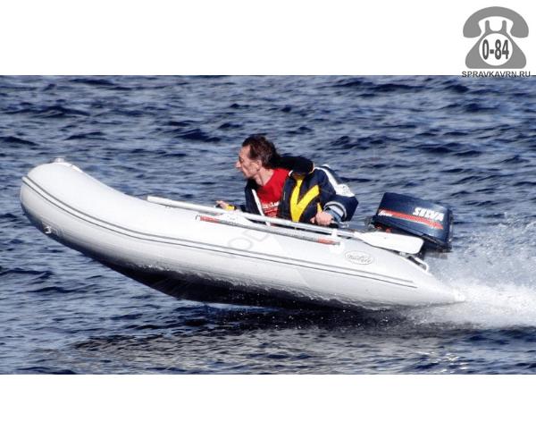 Лодка надувная Баджер (Badger) Fishing Line 270 W