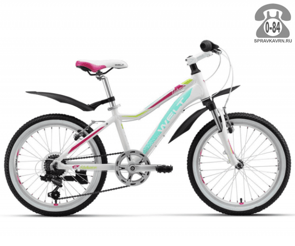 Велосипед Вельт (Welt) Edelweiss 20 (2016)