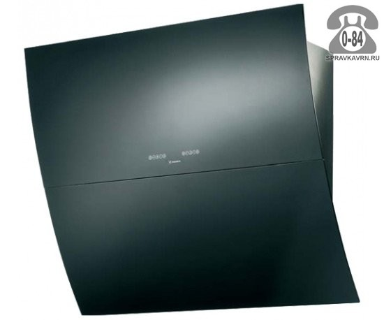Вытяжка кухонная Фабер (Faber) Mirror BK BRS X/V A90 LOGIC