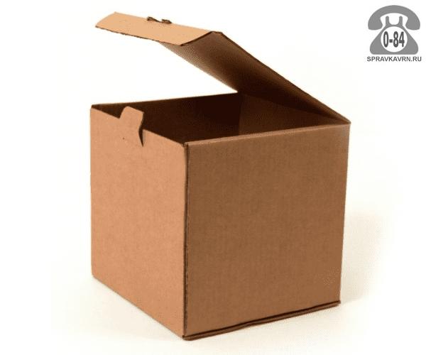 Коробка упаковочная Симплпак картон для интернет-магазина