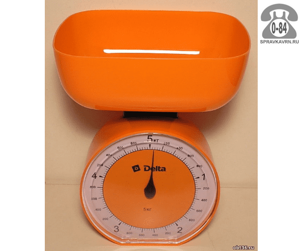 Весы кухонные механическое