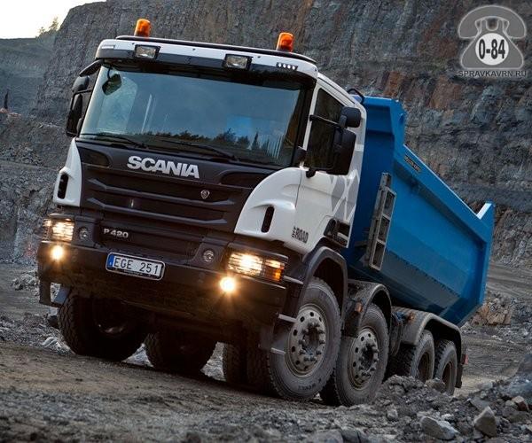 Запчасти для иномарок Скания (Scania) грузовой
