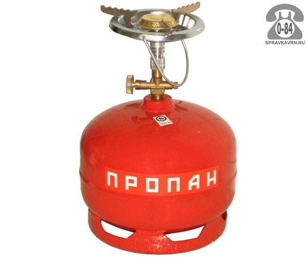 Плита туристическая Дачник газовая