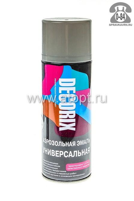 Краска, эмаль Декорикс (Decorix) А22