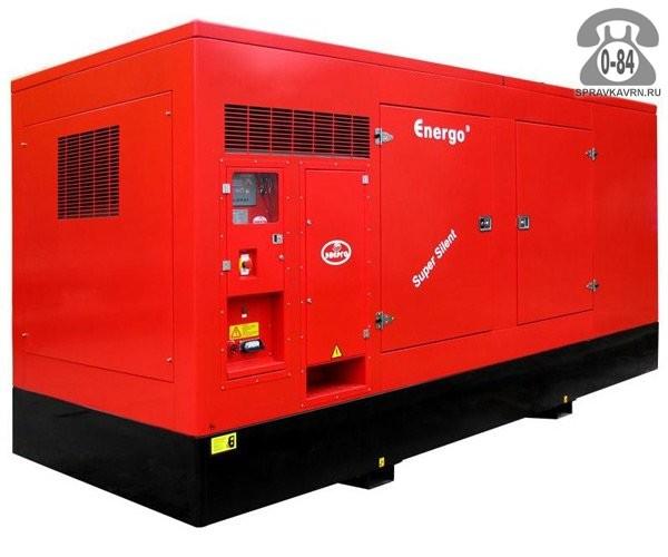 Электростанция Энерго ED 350/400 IV S двигатель Iveco C13TE2S