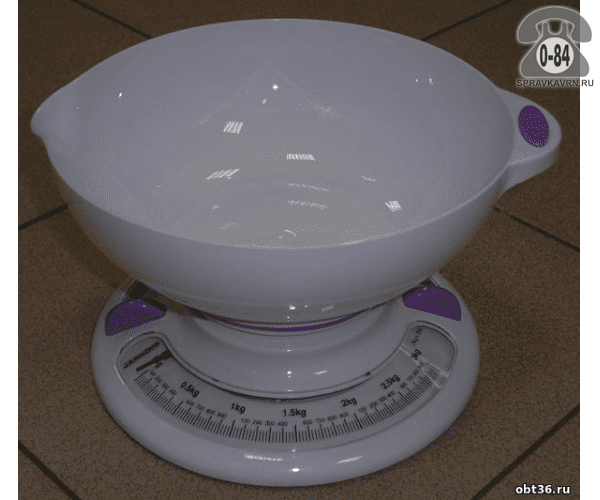 Весы кухонные 3 кг