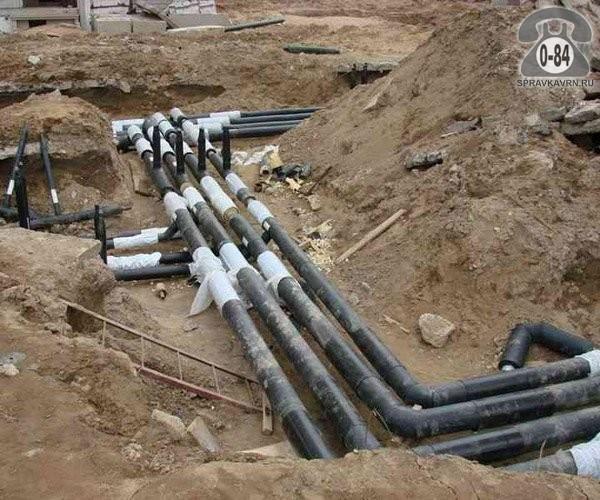Водоснабжение канализация проект 24 фотография