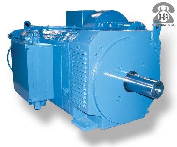 Двигатель электрический 4ПН