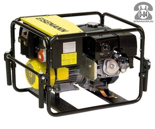 Сварочный агрегат бензиновый с функцией электростанции