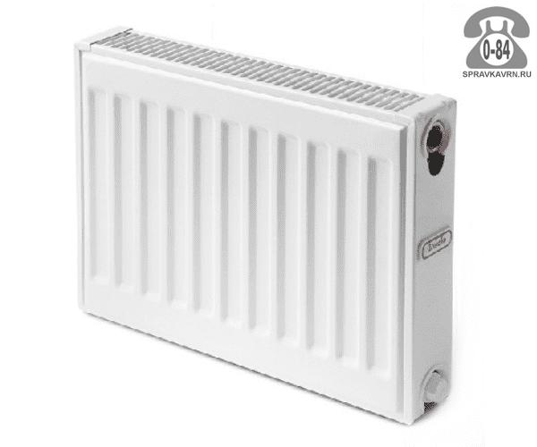 Радиатор отопления стальной Инсоло (Insolo) Compact PKKP 22 2000x500 мм
